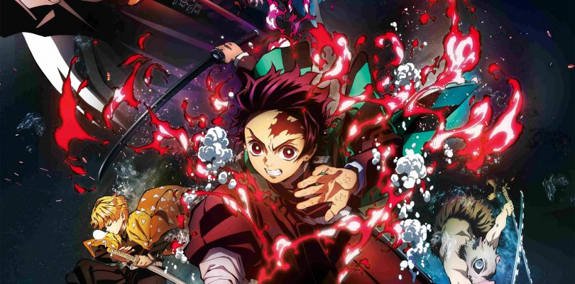 Dynit annuncia DEMON SLAYER The Movie: Mugen Train