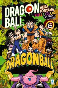 DRAGON BALL FULL COLOR: in arrivo il volume conclusivo