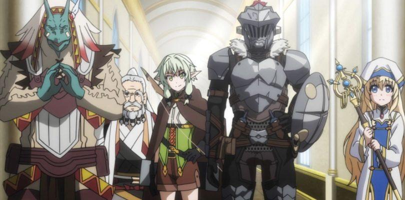Cinque anime da vedere se ti piace Dungeons & Dragons, Goblin Slayer