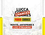 Panini Comics al Lucca Changes 2020: gli eventi e le novità presenti