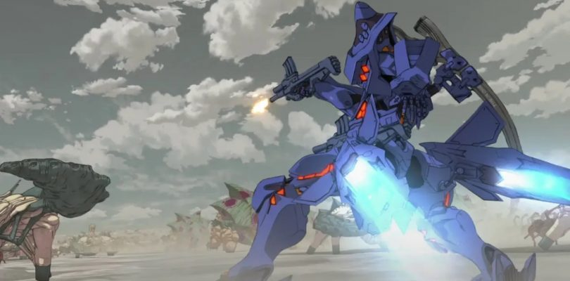 Muv-Luv Alternative The Animation