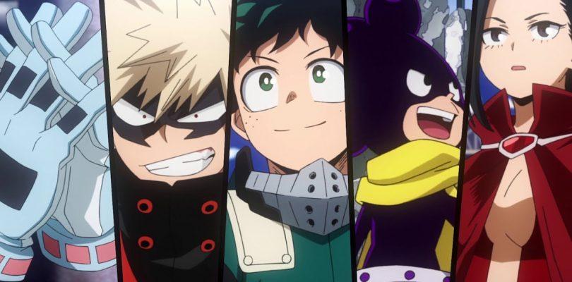 MY HERO ACADEMIA anime Season 5