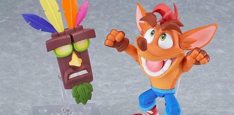 Crash Bandicoot Nendoroid
