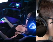 Bauhütte Japan presenta occhiali da gaming con montatura headset-friendly