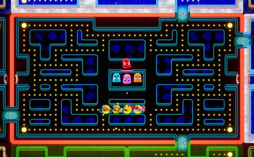 PAC-MAN Mega Tunnel Battle annunciato per Stadia