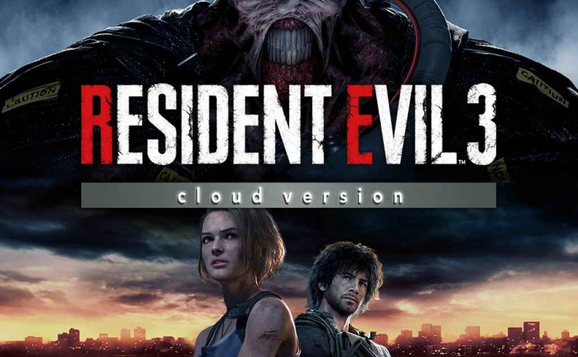 RESIDENT EVIL 3 Cloud Version