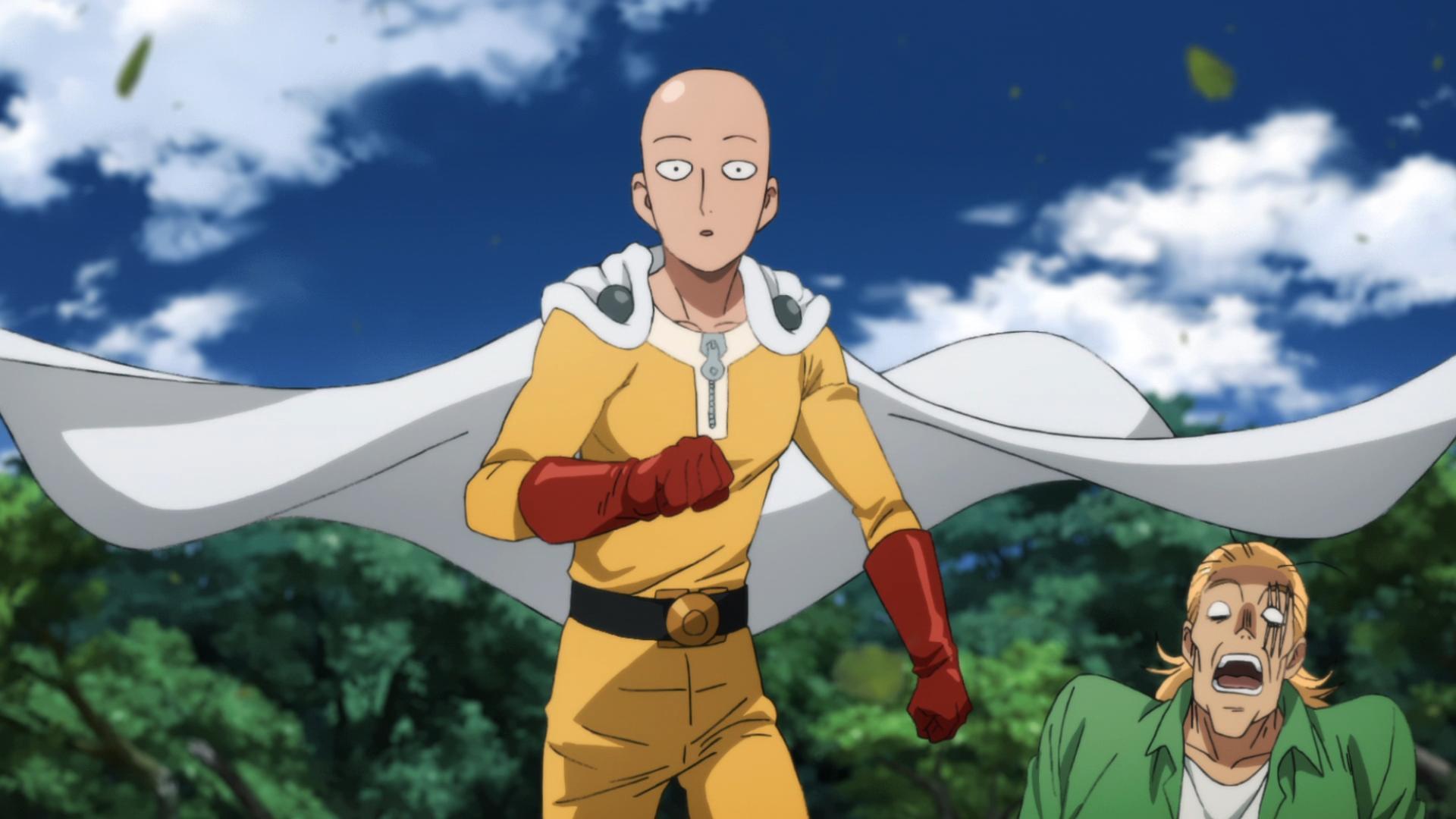 One-Punch Man 2nd Season anime
