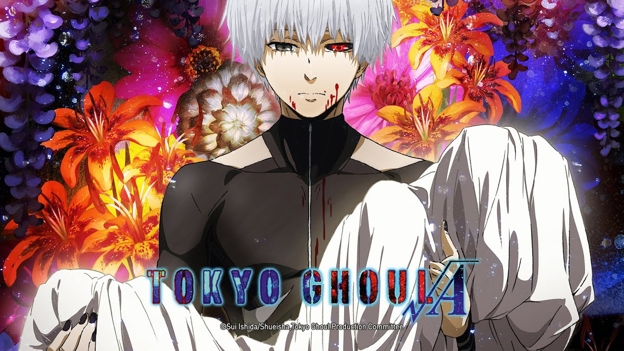 Tokyo Ghoul √A anime