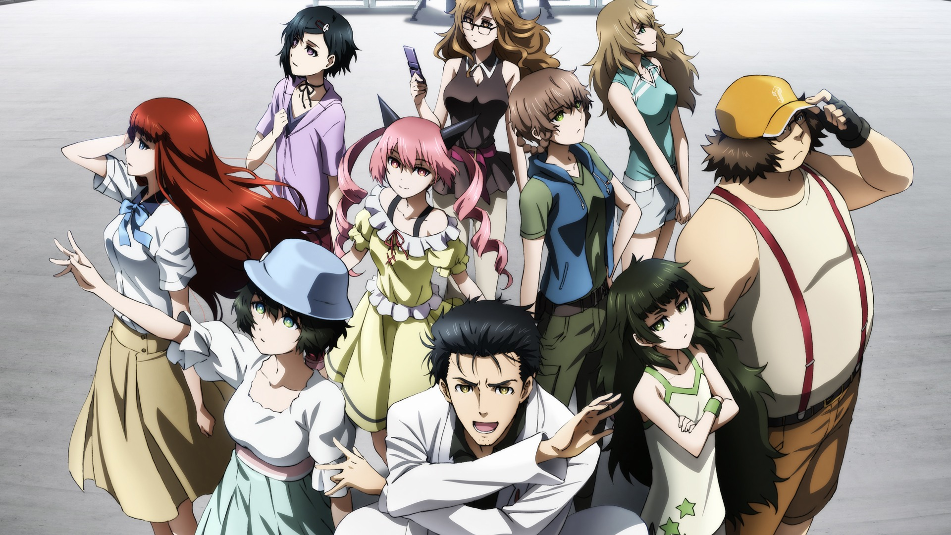 Steins;Gate 0 anime