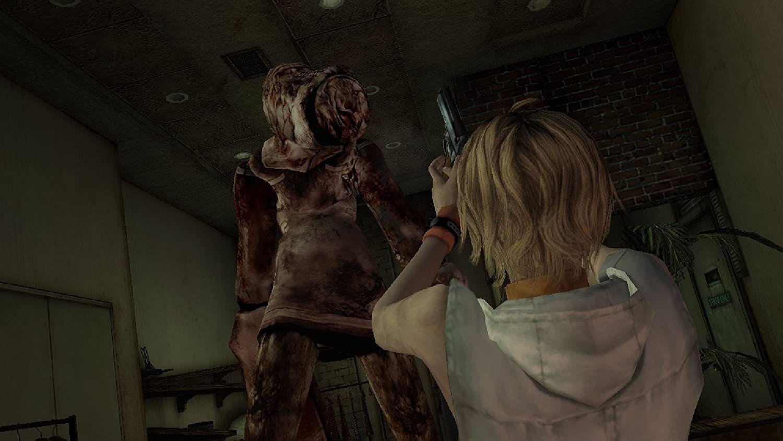 Heather Mason in SILENT HILL 3