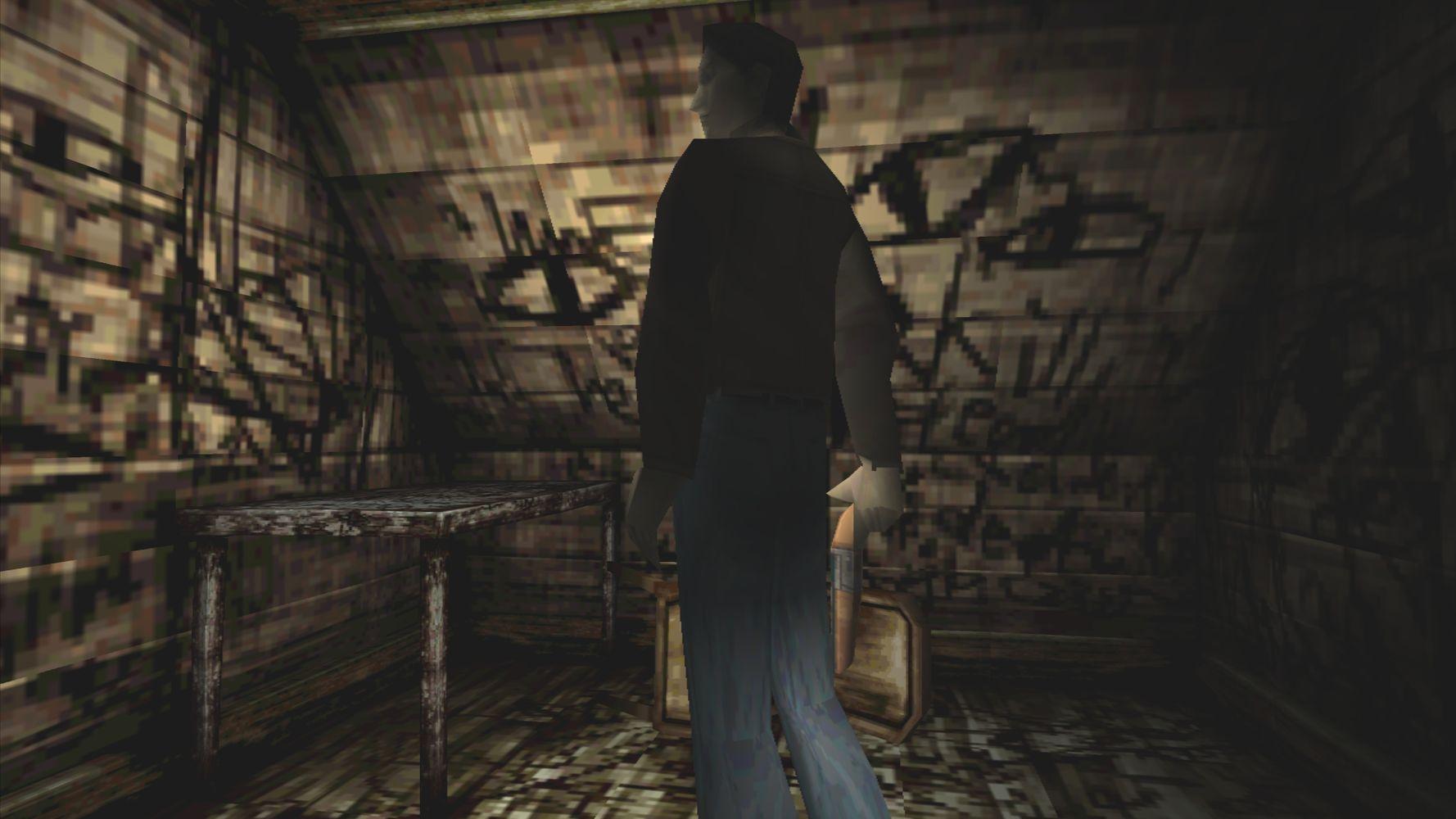 Harry Mason, protagonista del primo SILENT HILL