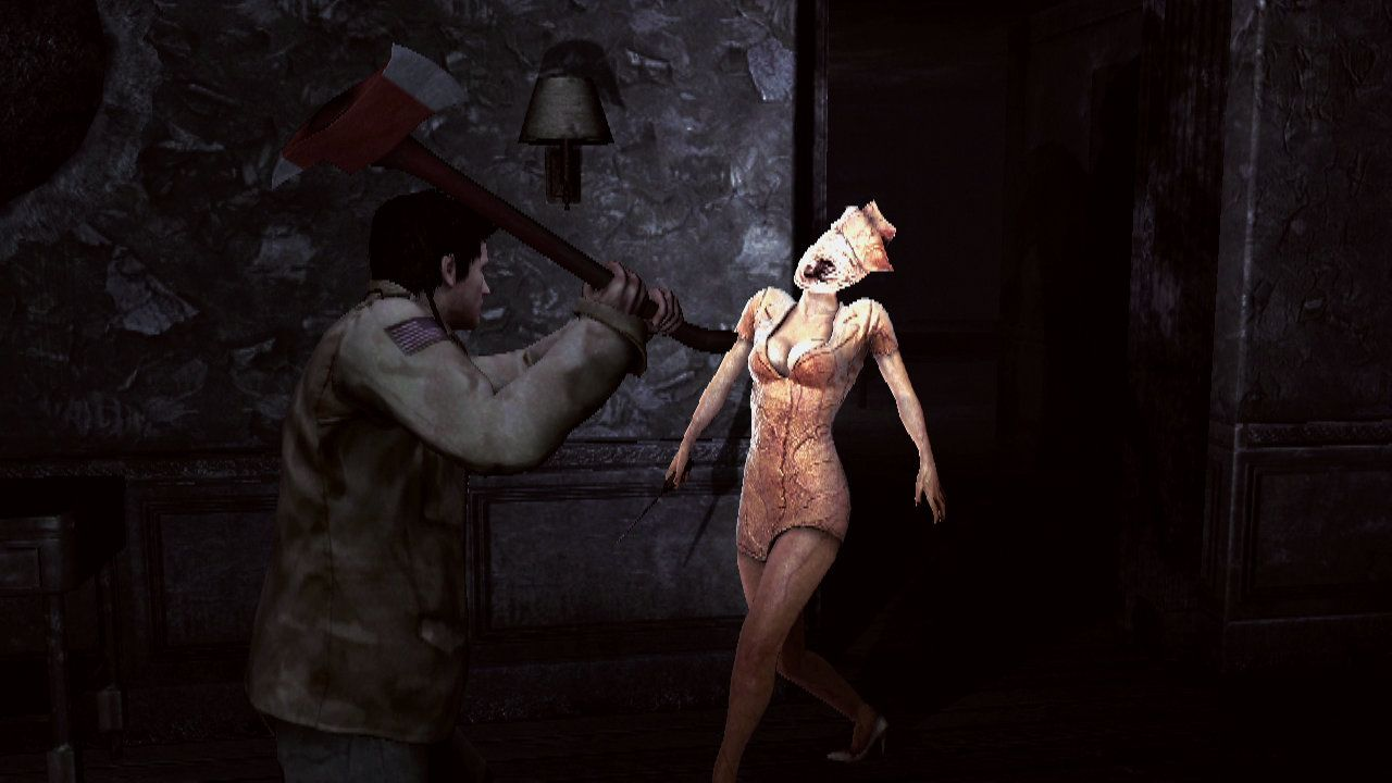 Alex Shepherd in SILENT HILL: Homecoming