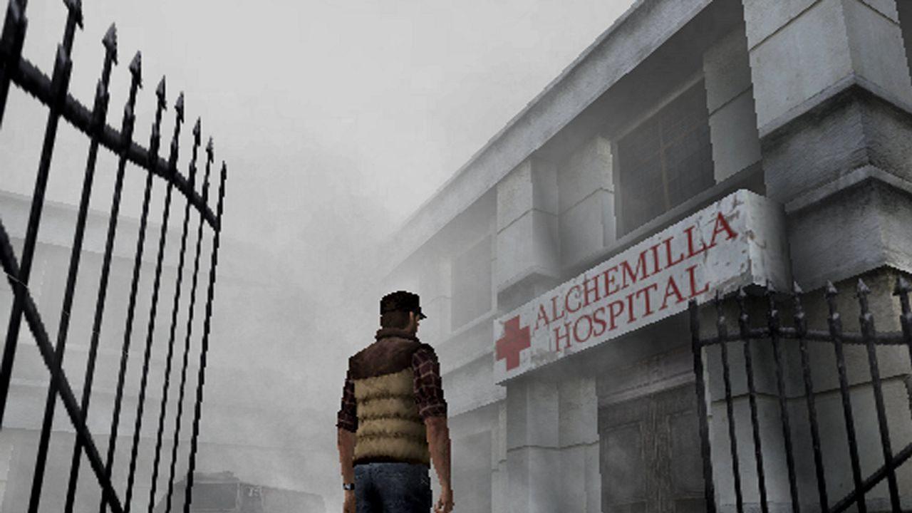 Travis Grady si dirige verso l'ospedale Alchemilla