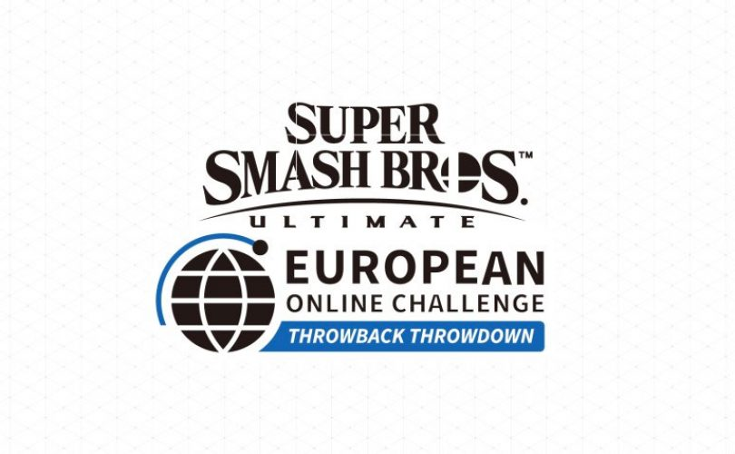 Super Smash Bros. Ultimate European Online Challenge – Throwback Throwdown