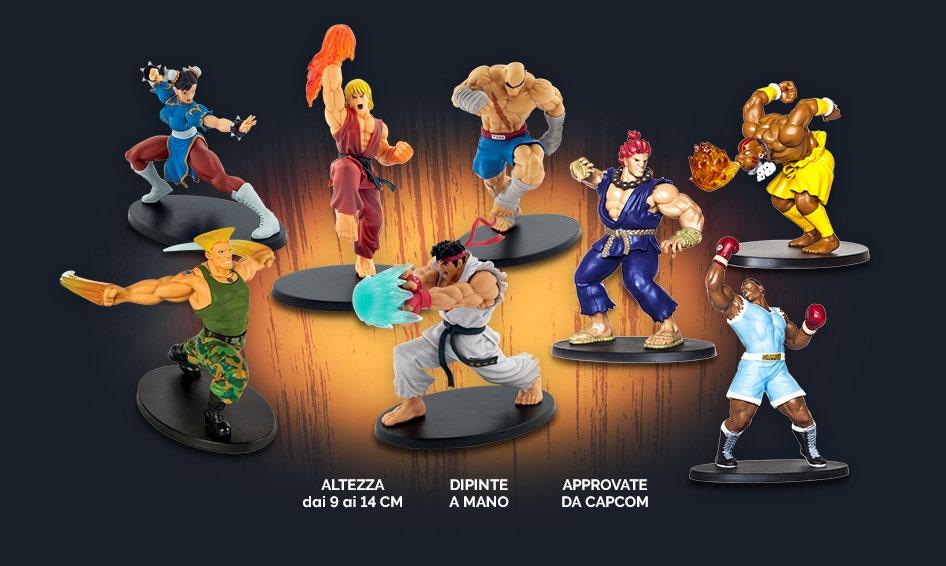 Street Fighter DeAgostini