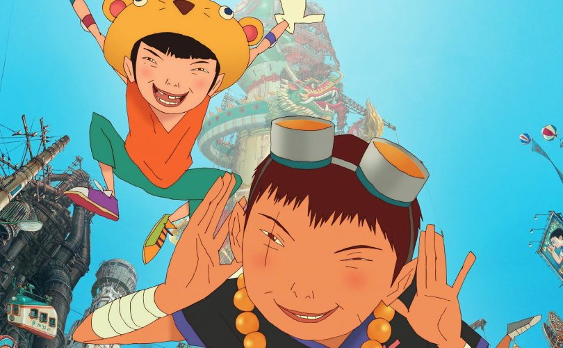 Tekkonkinkreet: l'animazione ibrida nel cinema giapponese