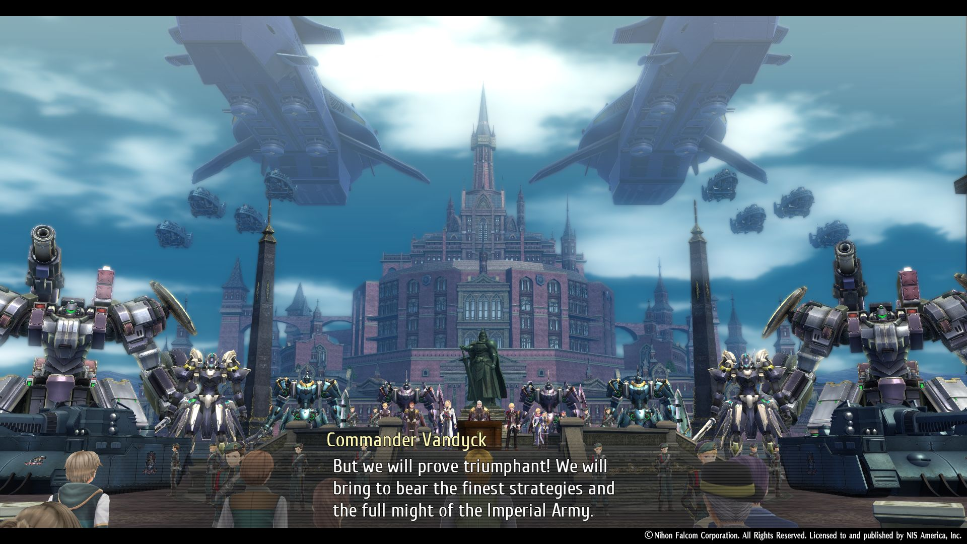Il Gioco del Mese - The Legend of Heroes: Trails of Cold Steel IV
