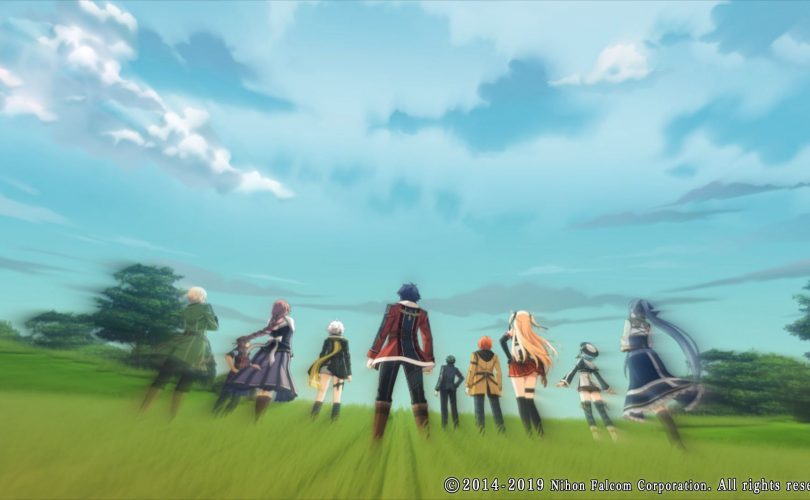 Trails of Cold Steel II di Nihon Falcom