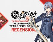 VIDEO Recensione – Trails of Cold Steel IV