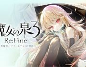 Witch Spring 3 Re:Fine si mostra in un nuovo trailer