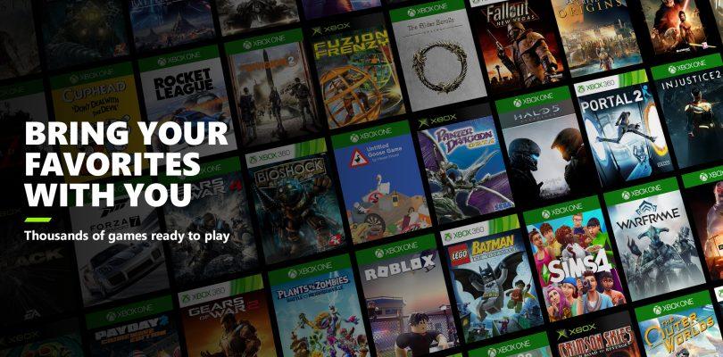 Xbox Series X | S: ecco come funzionerà la retrocompatibilità