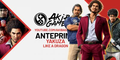 VIDEO Anteprima – Yakuza: Like a Dragon