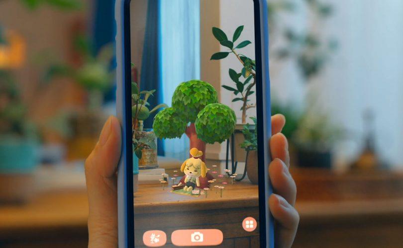 Animal Crossing: Pocket Camp accoglie nuove funzionalità AR