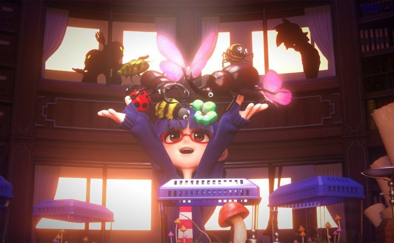 BALAN WONDERWORLD: nuovo trailer dedicato a Yuri