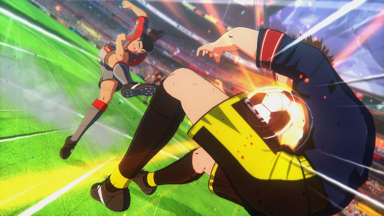 Captain Tsubasa: Rise of New Champions Bunnaak DLC