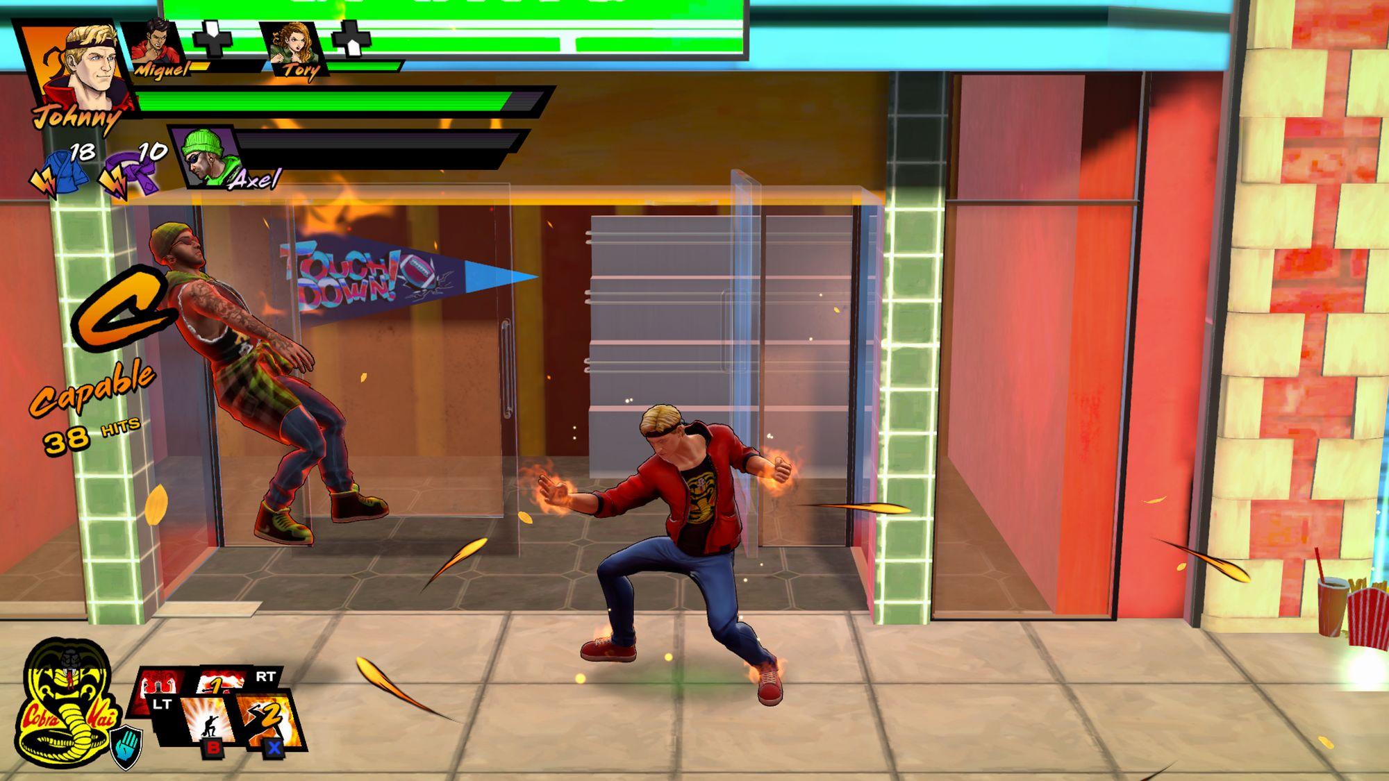 Cobra Kai: The Karate Kid Saga Continues - Recensione