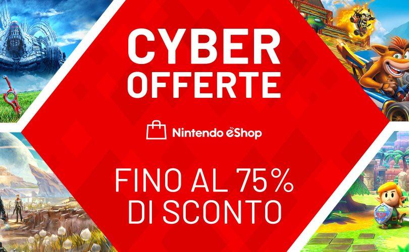 Nintendo eShop: le Cyber Offerte partono quest'oggi