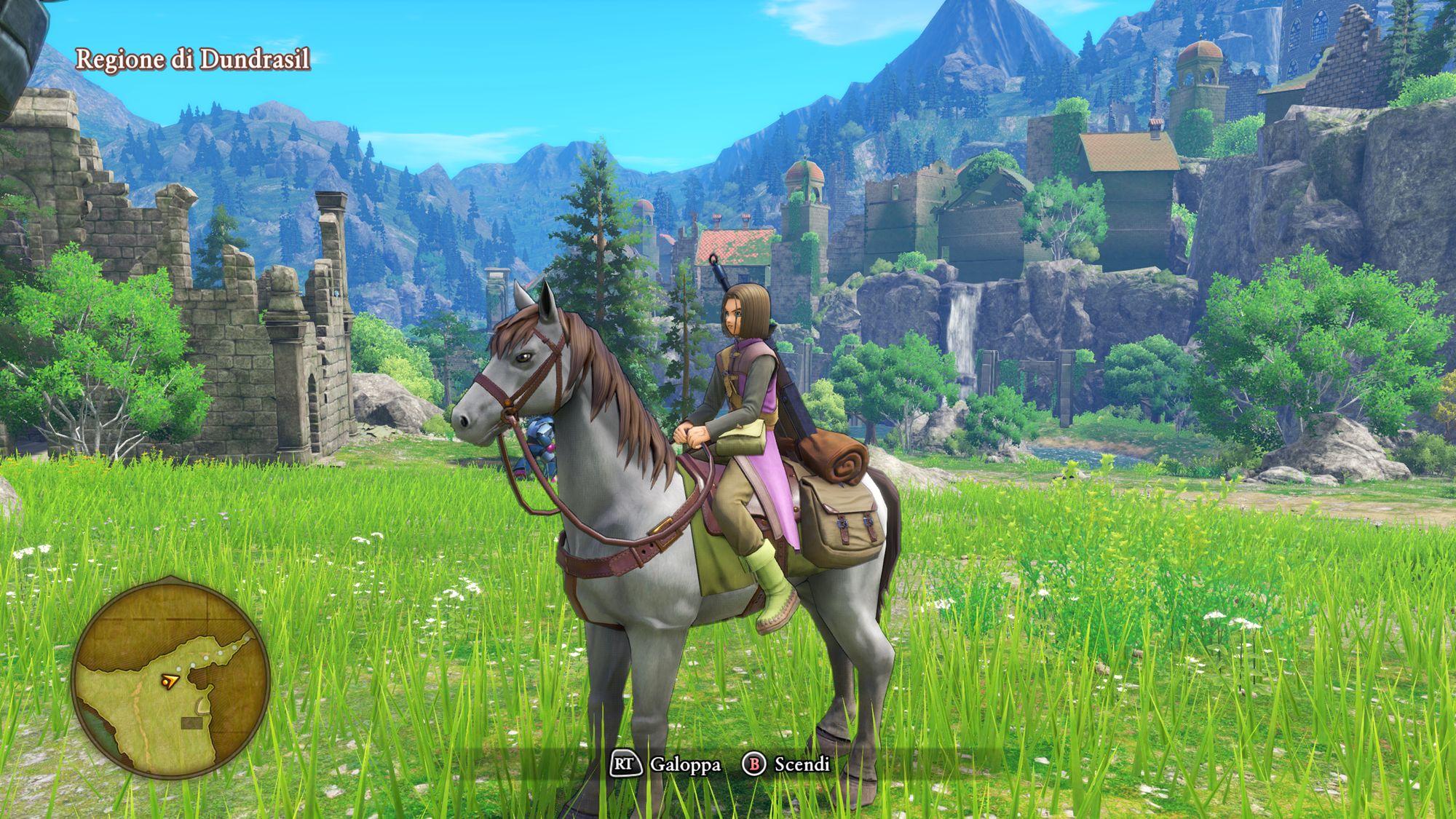 DRAGON QUEST XI S – Edizione definitiva per PS4 e Xbox - Recensione