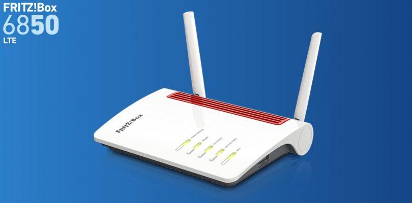 AVM: annunciato il nuovo router portatile FRITZ!Box 6850