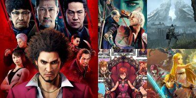 Videogiochi giapponesi in uscita: novembre 2020