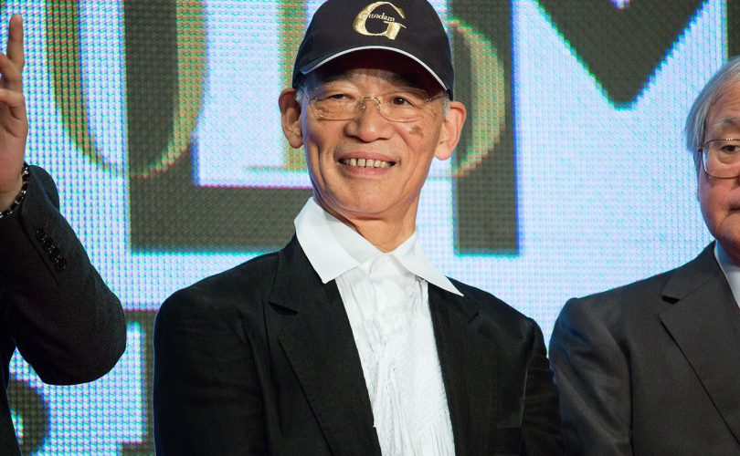 Yoshiyuki Tomino il papà di Gundam