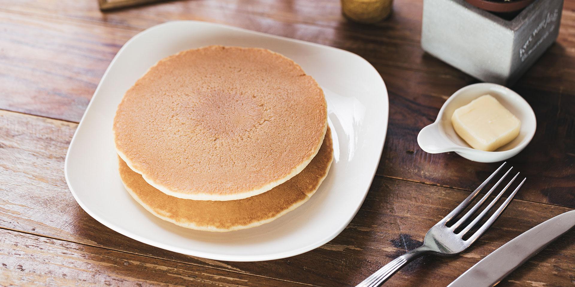 Hotcake e Pancake