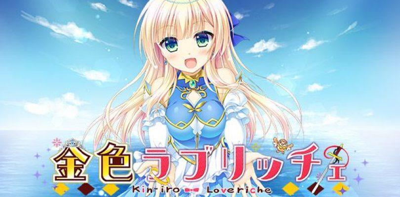 Kin'iro Loveriche arriverà su Nintendo Switch in Giappone