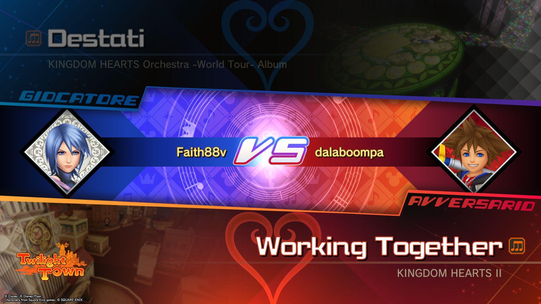 La Modalità Battaglia VS Online