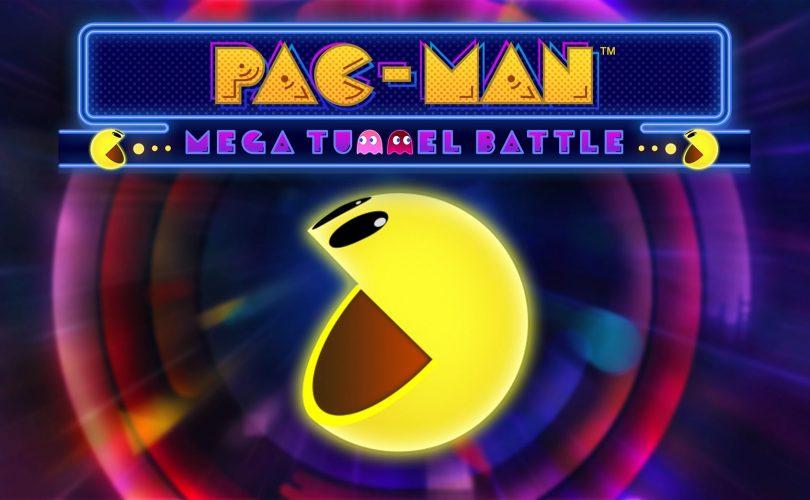 PAC-MAN Mega Tunnel Battle disponibile su Stadia