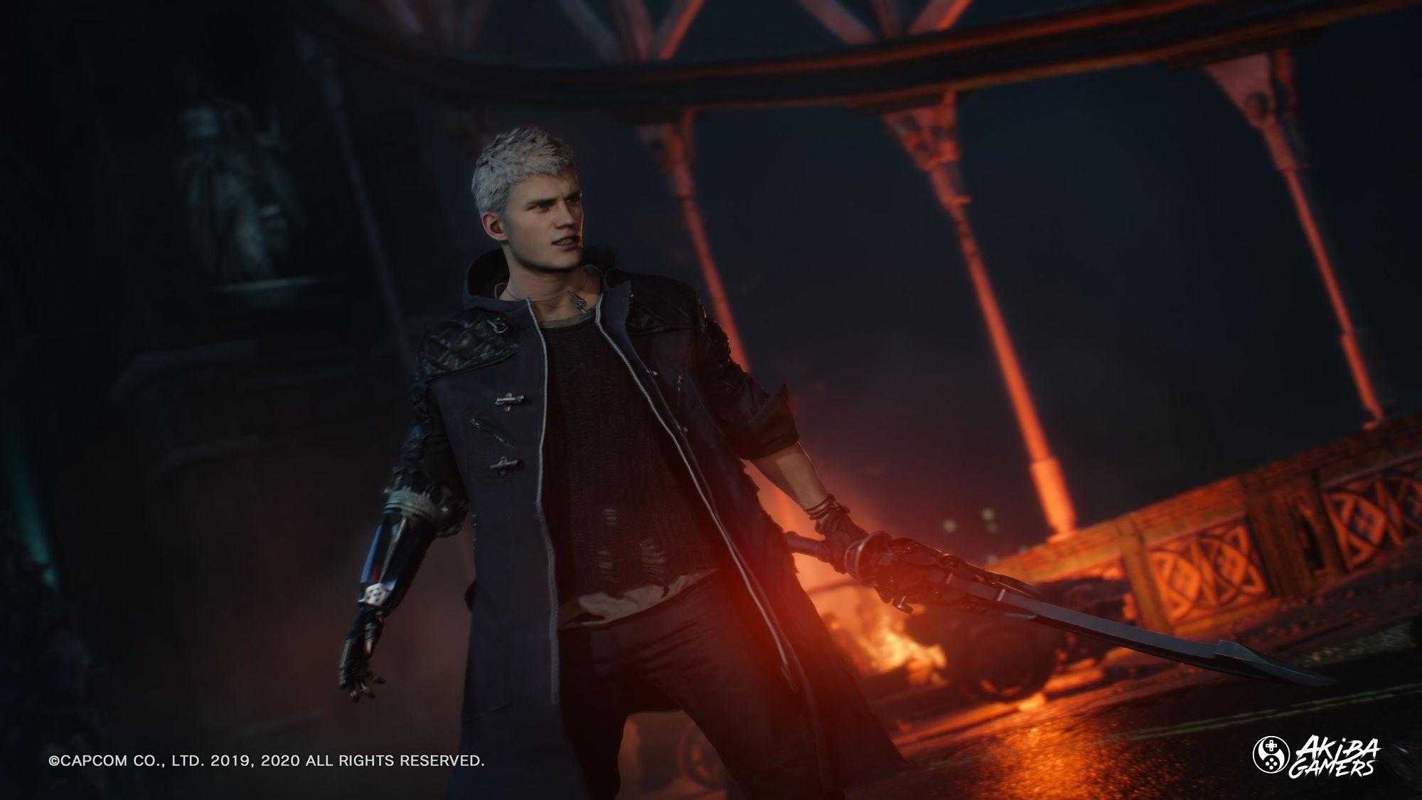 Devil May Cry 5 Special Edition su PlayStation 5