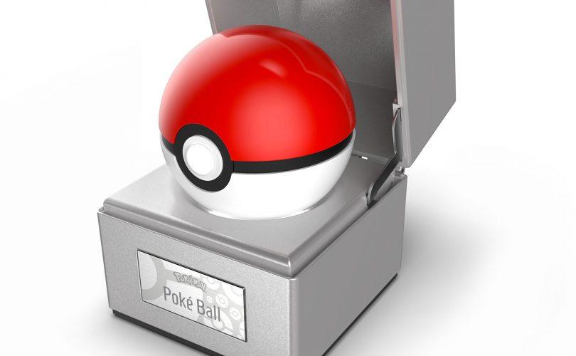 Pokémon: le repliche ufficiali delle Poké Ball di The Wand Company