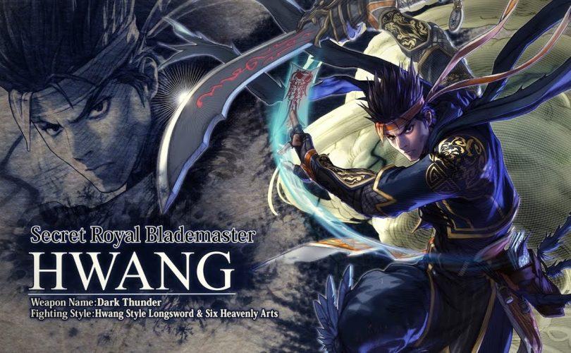 SOULCALIBUR VI DLC Hwang