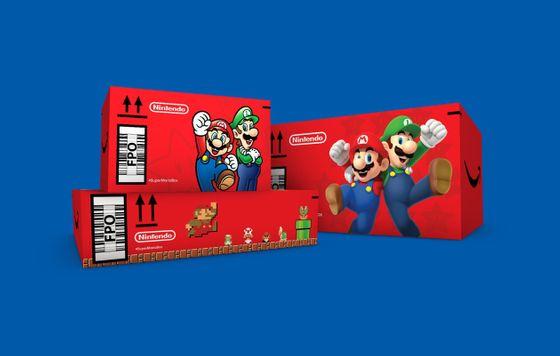 Super Mario Bros. Amazon