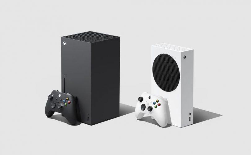 Xbox Series X e Series S sono disponibili in Europa