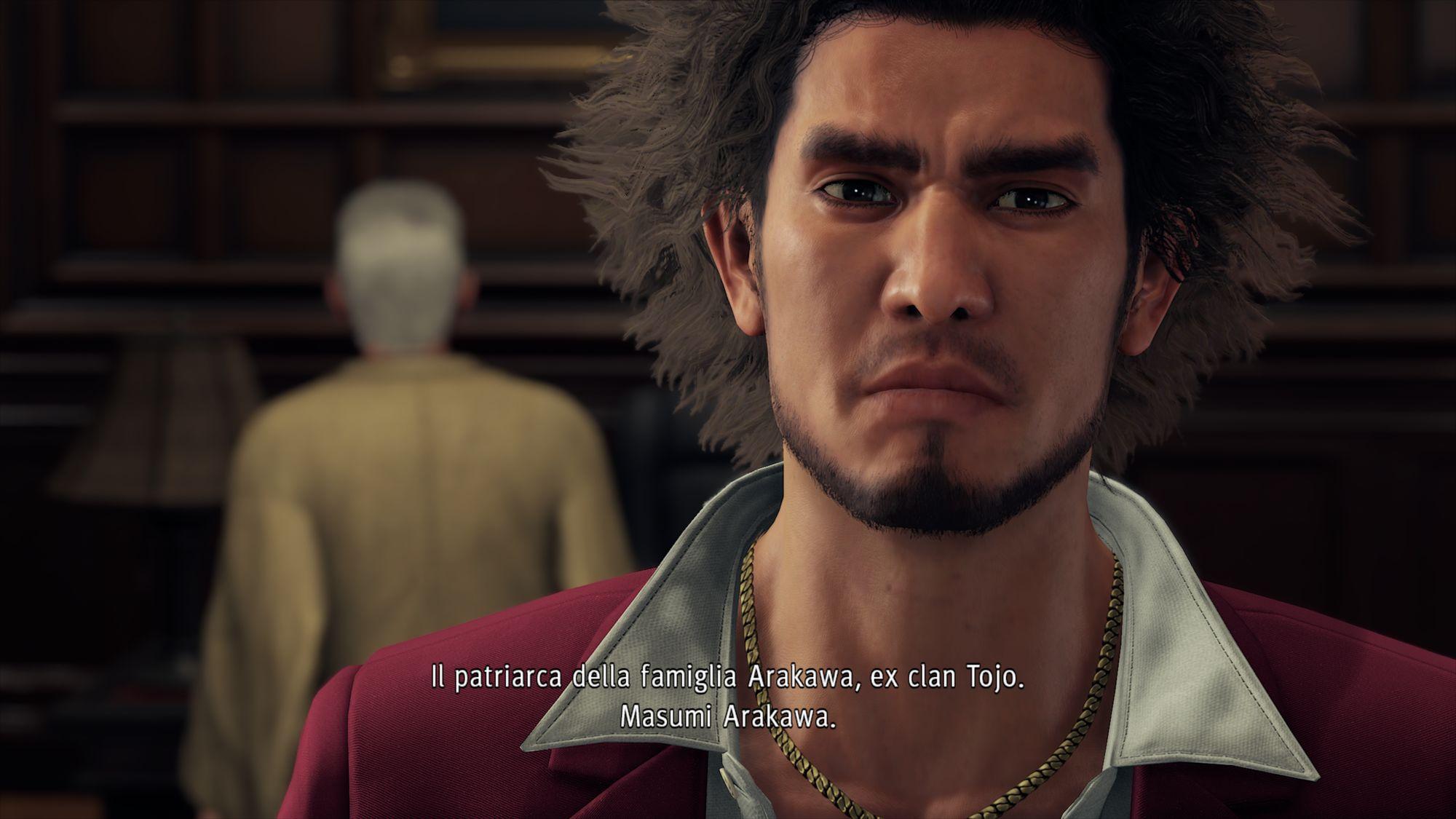 Yakuza: Like A Dragon - I miglioramenti della versione Xbox Series X