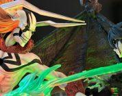 Figurama Collectors BLEACH Ichigo VS Ulquiorra Elite Fandom Statue