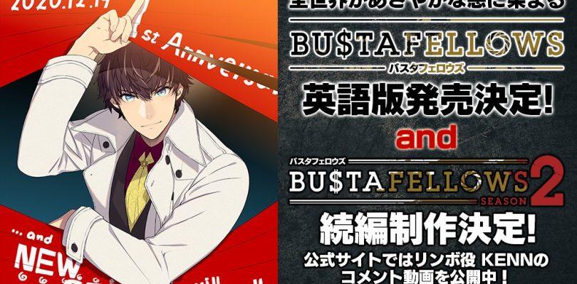 Bustafellows: una versione inglese è in lavorazione, annunciata la Season 2