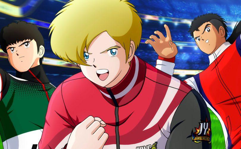 Captain Tsubasa: Rise of New Champions – Scendiamo in campo con i primi tre DLC