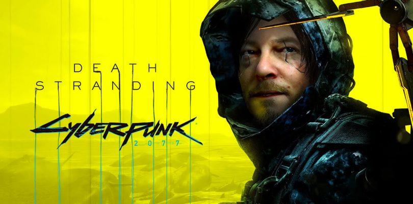 DEATH STRANDING incontra Cyberpunk 2077 in una nuova collaborazione