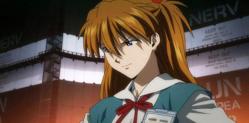 Evangelion Asuka